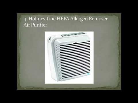 Top 10 Best Holmes Air Purifiers