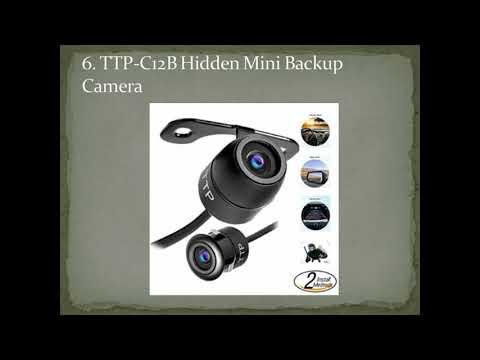 Top 10 Best Backup Cameras