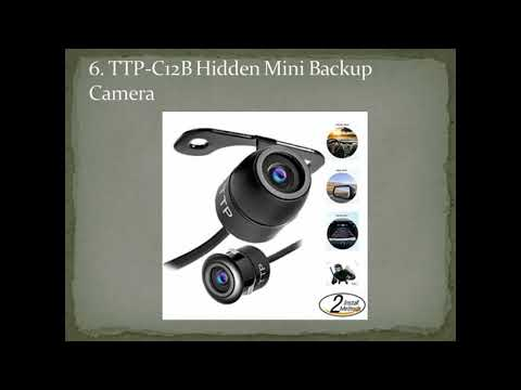 Top 10 Best Backup Cameras