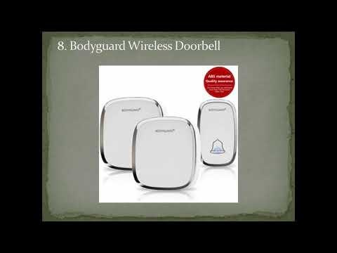 Top 10 Best Wireless Doorbells