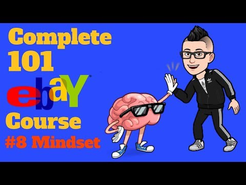 $$ The Complete 101 eBay Clothing Resale Course $$ Class # 8 Mindset PATIENCE ABUNDANCE GROWTH