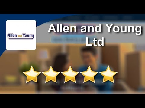 Allen and Young Removals - London Moving and Storage London Amazing Five Star Review by Catherine Grant