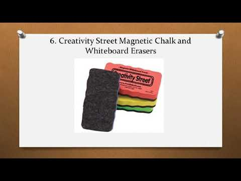 Top 10 Best Chalkboard Erasers in 2018 Reviews
