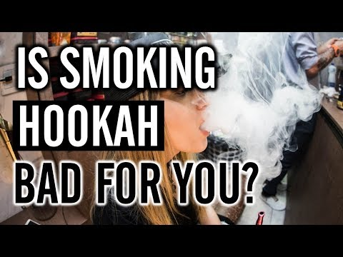 Is smoking Hookah Safe: Before you Smoke Hookah Again You Need To Watch This Video.