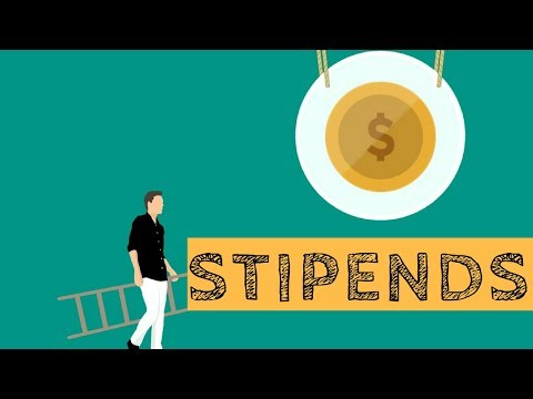 What is a Stipend?