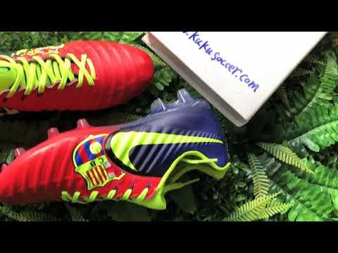 Nike Tiempo Legend VII FG Barcelona Red Blue