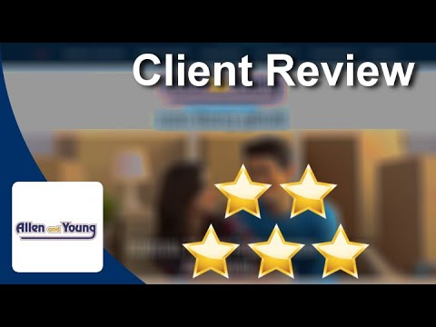 Allen and Young Removals - London Moving and Storage London Terrific 5 Star Review by Chris O