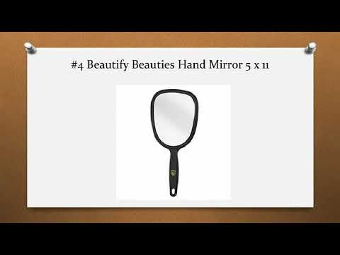 Top 10 Best Hand Mirrors