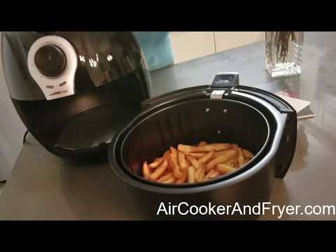 Air Fryer Review: GoWise Air Fryer 3.7- quart