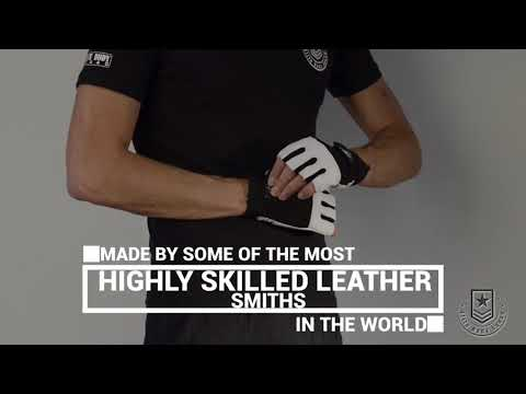 White Weight Lifting Gloves - Product Guide