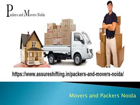 Movers and Packers in Noida