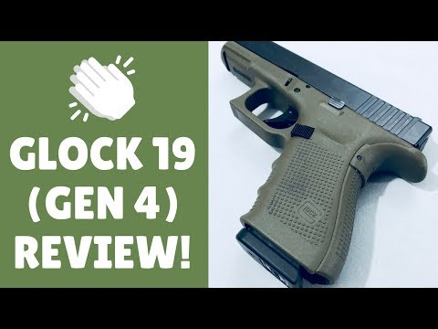Why The Glock 19 (Gen 4) Is One Of The Best Compact Pistols In The World