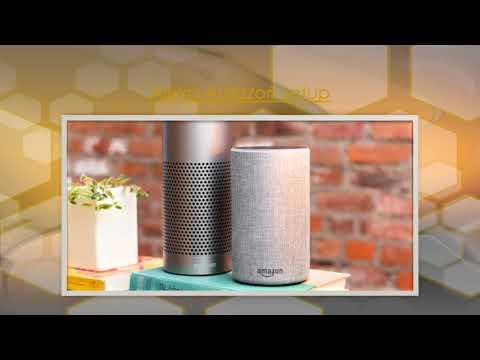 Second Generation Amazon Echo Dot Setup