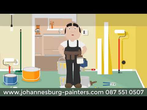 Johannesburg Painters Company Video