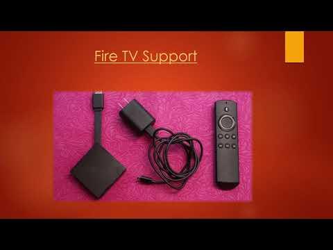 Amazon Fire TV With Amazon Echo