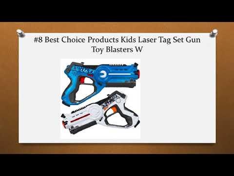 Top 10 Best Laser Tag Guns