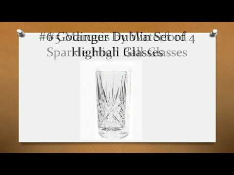 Top 8 Best Highball Glasses in 2018