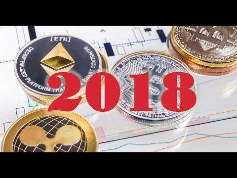 Top Altcoins 2018