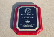 Bob Cole All Season Flyer Award Ceremony