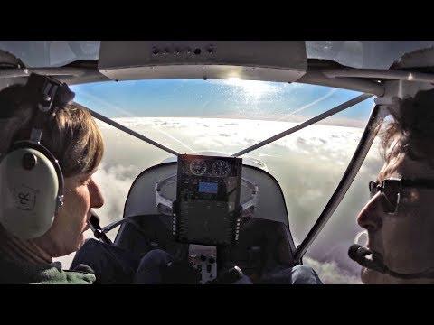 Year End Flight in the Zenith STOL CH 750 Super Duty