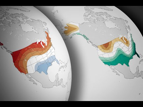 NOAA Climate Prediction Center Winter Outlook 2015-2016
