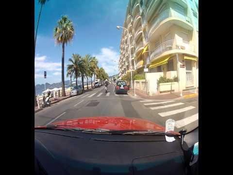 Rallye München-Barcelona 2014, Etappe 4 Nice- Montpellier