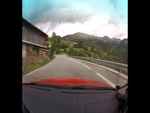 Rallye München-Barcelona 2014, Etappe 3 Bardoneccia-Nice