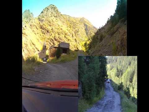 Rallye München-Barcelona 2014, Etappe 6 Andorra-Zaragoza