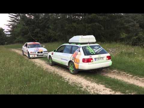 Rally München Barcelona... off the Beaten Track