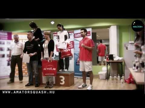 Intersport III. Országos Szabadidős Squash Bajnokság - Döntő
