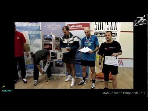 Intersport IV. Országos Szabadidős Squash Bajnsokság - Szombathelyi Selejtező