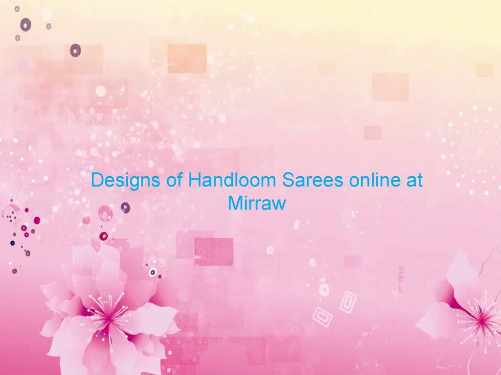 Designs_of_Handloom_Sarees_online_at_Mirraw