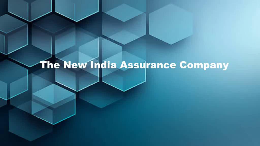 The New India Assurance Company