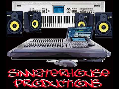 Straight Pimpin Instrumental Beat (SinnizterHouse Productions)
