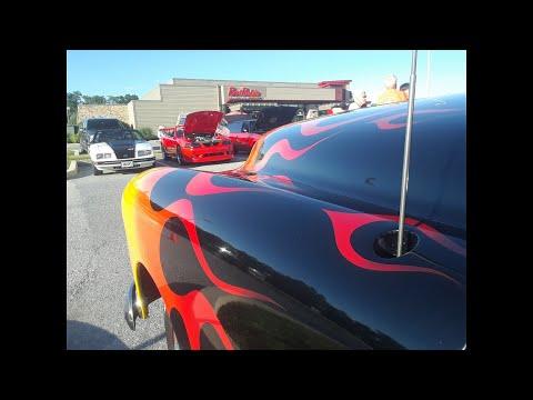 Cumberland Valley Classic Car Club June 2020 Friday Night Cruise