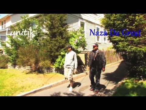 FRG Presents Naza Da Great & Lunitik - Freestyle