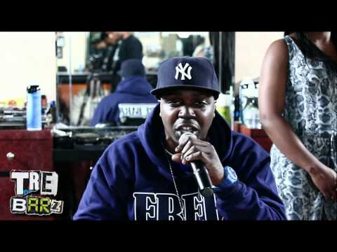 Lyrical Lounge - Hip Hop's Proof of Life (Part 1) ft. Yao Jones, Boone Bixby, Tre Barz & Blackway