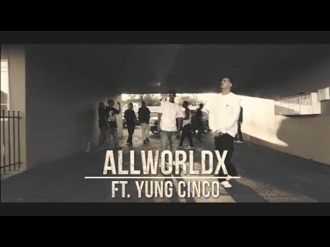 "AllWorldX ft. Yung Cinco - ""Plead the 5th"""
