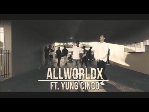 "AllWorldX ft. Yung Cinco - ""Plead the 5th"""