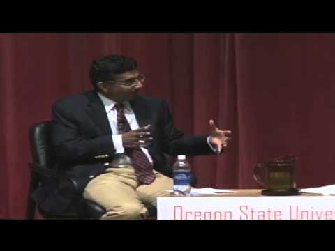 Dinesh D'Souza on sandwiches, Obamacare and the wagon
