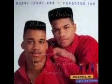 GeeQue Palace Preview/Intro 2-10-12 Super Lover Cee & Casanova Rud
