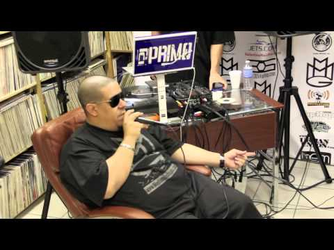 MAYBACH MUSIC LATINO U.B LIVE ON MI YAYO RADIO