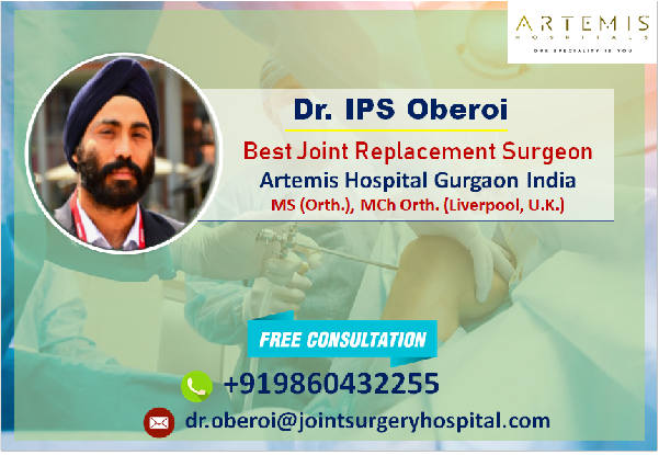 Move Freely Again After Arthroscopy by Dr. IPS Oberoi