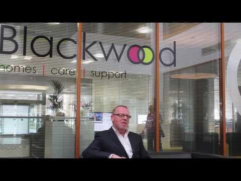 Alan's tour de JOGLE - raising money for Blackwood