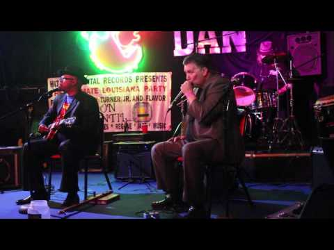 Rev. KM Williams: Louisiana Party@Dan Electro Guitar Bar - Stay All Night