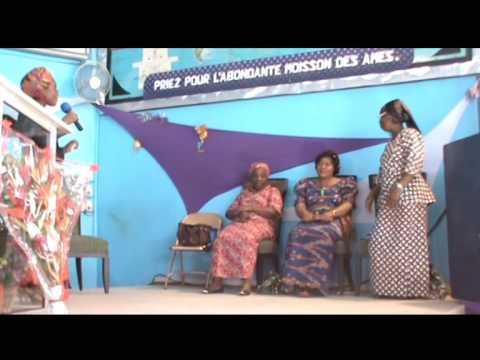 TEMOIGNAGE GRACE KALANGA (Ex femme de Mobutu ) 6/9