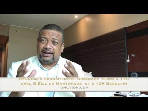 l'importance de la paix -- bishop elie lisiki