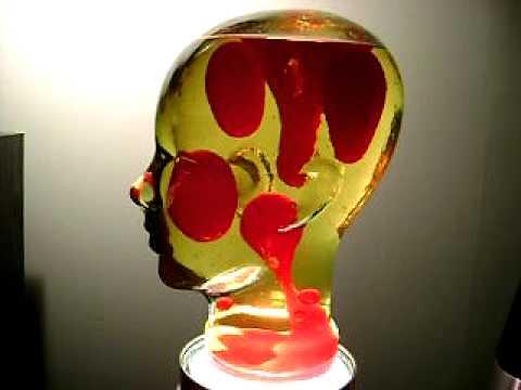 Lava lamp Head