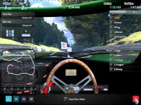 Historic Racing Car Cup - Deep Forest : Jaguar XJ13 : GT5