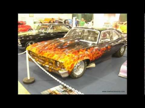The Doncaster Rod & Custom Show 2008